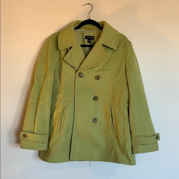 Land's End Wool Jacket